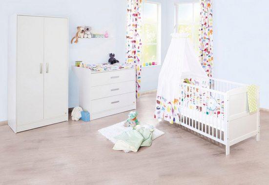 Pinolino® Babyzimmer-Komplettset »Viktoria«, breit
