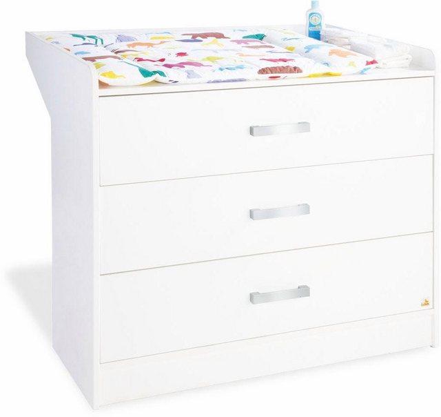 Babyzimmer - Pinolino® Babyzimmer Komplettset »Viktoria«, breit  - Onlineshop OTTO