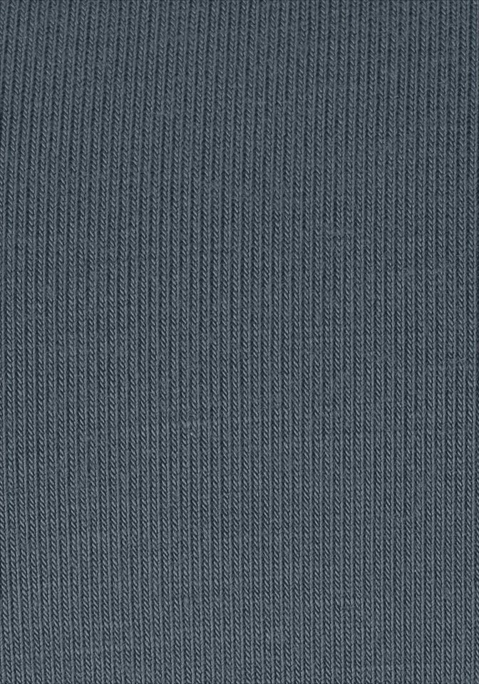 Damen LASCANA Neckholder-Shirt aus Viskose-Stretch grün   04893962452552