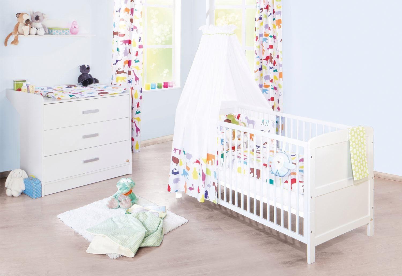 Pinolino Babyzimmer Set (2-tlg) Sparset, »Viktoria breit«