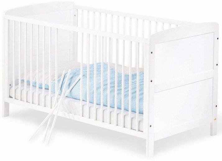 pinolino kinderbett viktoria online kaufen otto. Black Bedroom Furniture Sets. Home Design Ideas