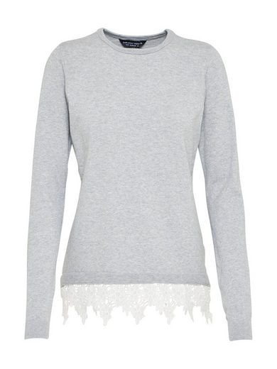 Dorothy Perkins Rundhalspullover Lace, Lace