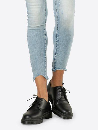 Noisy may 7/8-Jeans