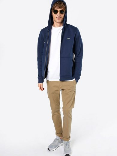 Lacoste Hooded Sweat Jacket