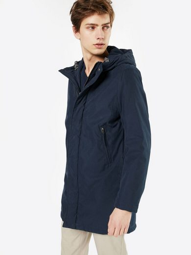 SELECTED HOMME Kurzjacke JASON, Kapuze mit Tunnelzug