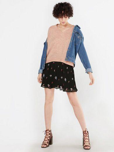 Vero Moda V-Ausschnitt-Pullover AGOURA