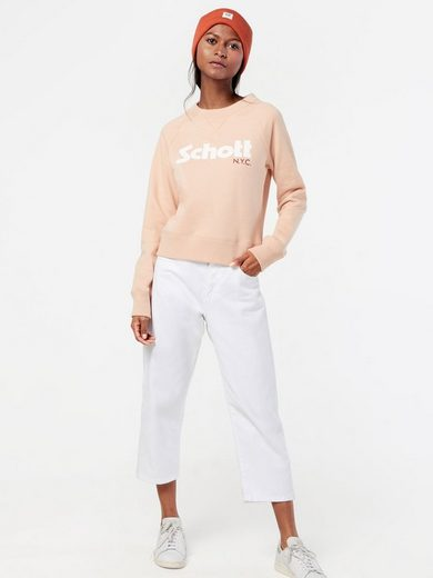 Schott NYC Sweatshirt GINGER