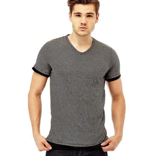 Devinez T-shirt Kontrastsaum