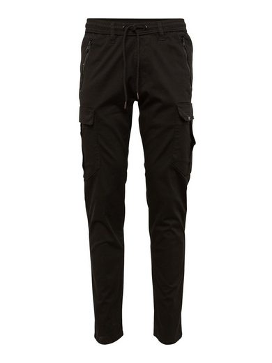 Real Cargo Pants Cargo Tech Pant, Waistband With Tunnel
