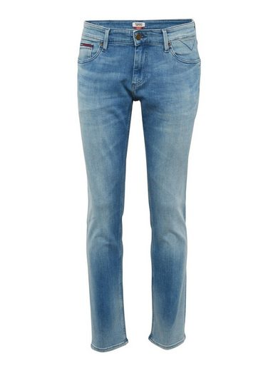 TOMMY JEANS Slim-fit-Jeans SLIM SCANTON DWLBLST