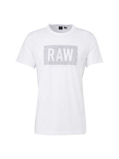 G-Star RAW Rundhalsshirt Crostan r t s/s