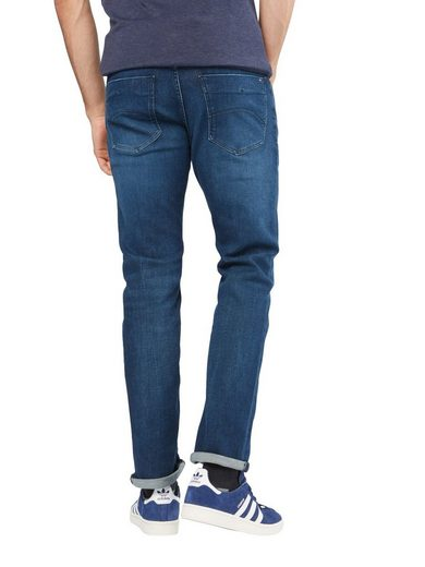 Tommy Jeans Slim-fit-jeans Slim Scanton Dwdblst