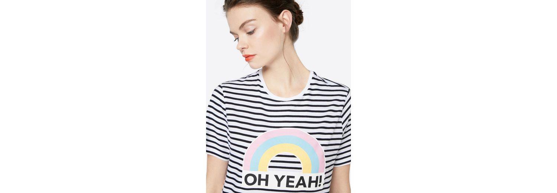 Billig Verkaufen Mode OH YEAH! Rundhalsshirt Rainbow Box Fit Spielraum Großer Verkauf Preise Günstiger Preis BPHop