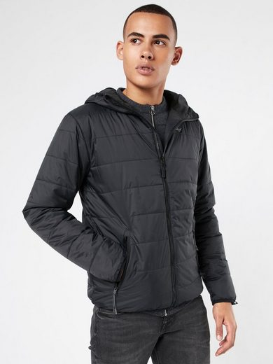 Real Quilted Jacket, Zipper