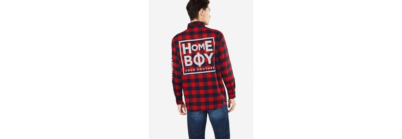 Homeboy Karohemd WOODY Flannel Authentischer Online-Verkauf iISHa5r9