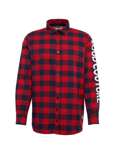 Homeboy Karohemd WOODY Flannel