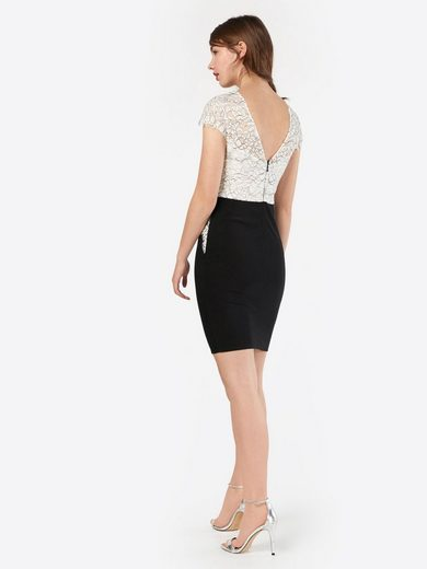 Lipsy Cocktailkleid MONO LACE, Spitze