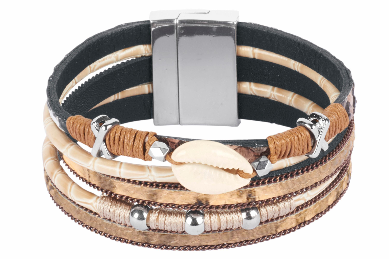 Heine Armband mit Muschelanhänger