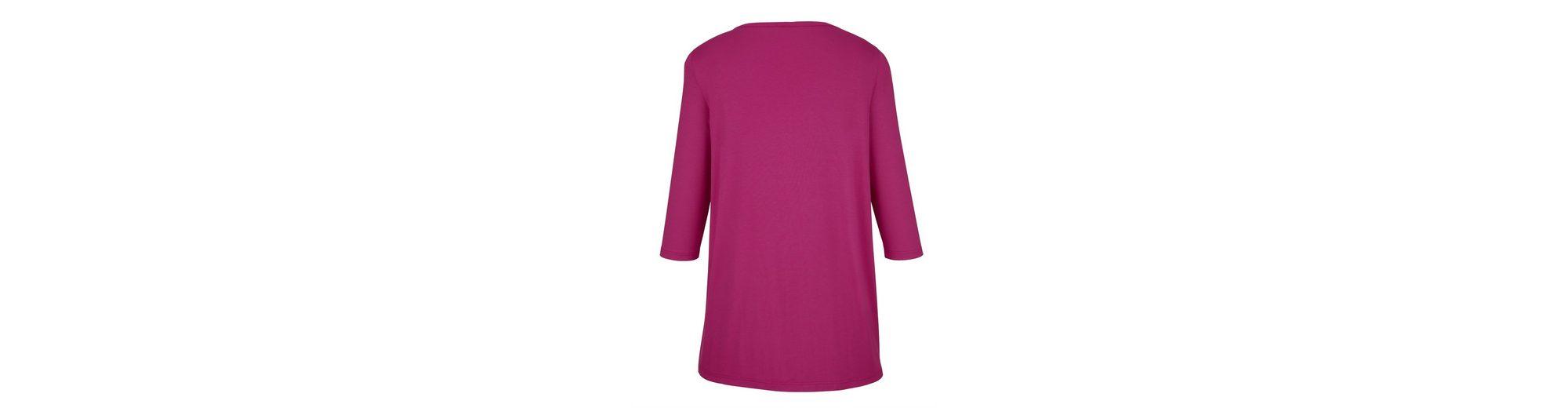 MIAMODA Longshirt aus Viskose-Stretch Material Günstig Online 6iZd3NH8jY