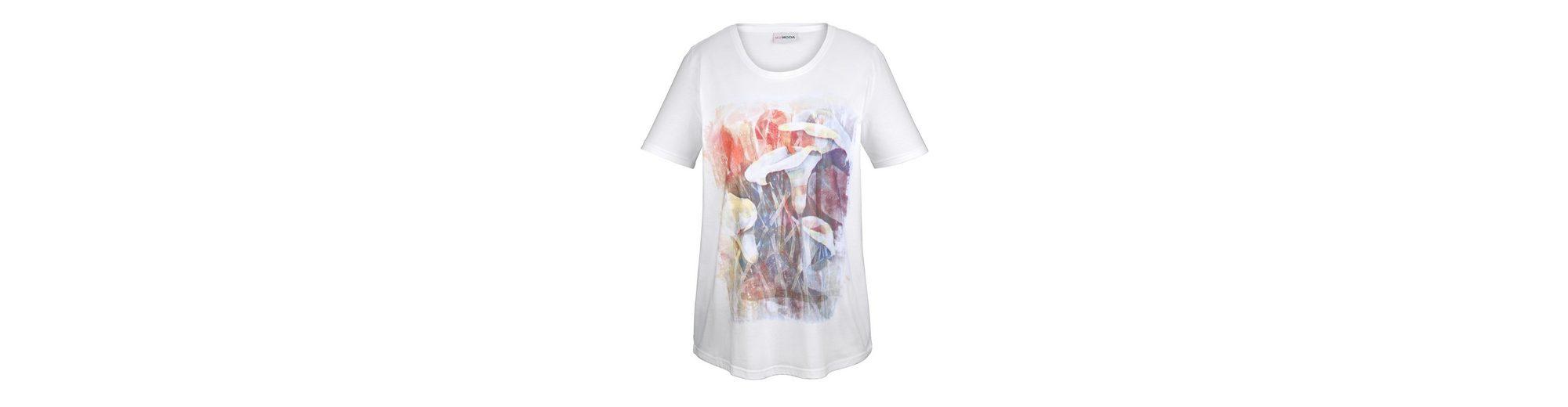 Preise Im Netz Pay Online Mit Visa-Verkauf MIAMODA Shirt mit farbenfrohen Blütenmotiven Suchen Sie Nach Verkauf Billig Verkauf Exklusiv 2018 Neue Preiswerte Online g0o82M