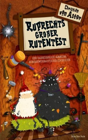 Broschiertes Buch »Ruprechts großer Rutentest«