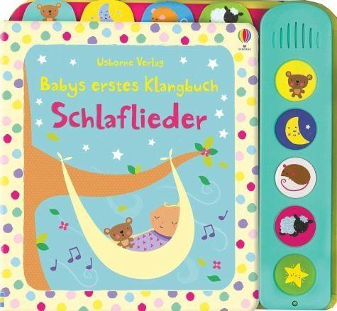Gebundenes Buch »Babys erstes Klangbuch: Schlaflieder«