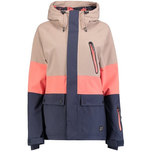 O'Neill Wintersportjacke Jeremy Jones Misty Shell