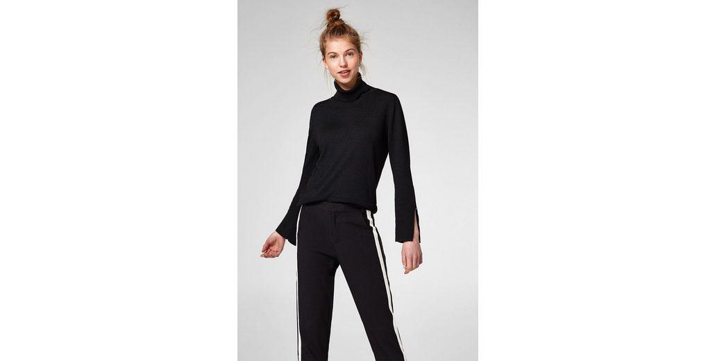 ESPRIT Feinstrick-Sweater mit Rollkragen Billig Zuverlässig Njhgq