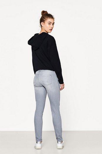 EDC BY ESPRIT Stretch-Jeans aus Organic Cotton
