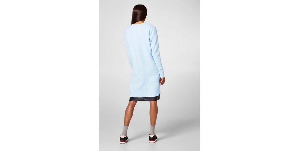Aussicht ESPRIT Softer Cardigan mit Wolle und Stretch Günstiger Preis Auslass Verkauf Günstig Kaufen Spielraum Zahlung Mit Visa MDwxNjyq