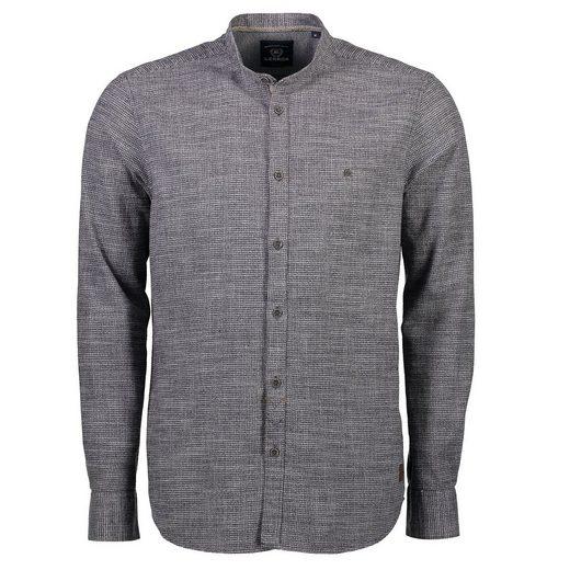 Lerros Stehkragen Shirt In Grippy Quality