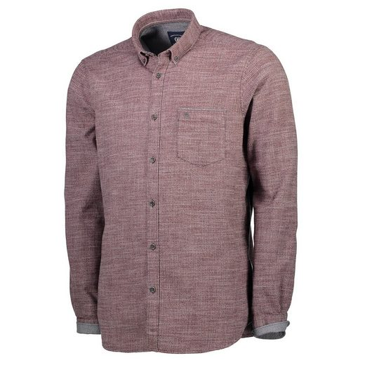 Lerros Long-sleeved Shirt In Grippy Quality