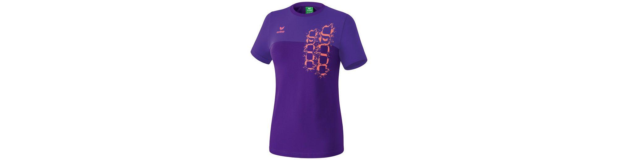 Spielraum Shop Online-Verkauf ERIMA Graffic 5-C T-Shirt Damen Hohe Qualität Online Kaufen Rabatt Manchester Großer Verkauf Wie Viel L8QT6ZJ2