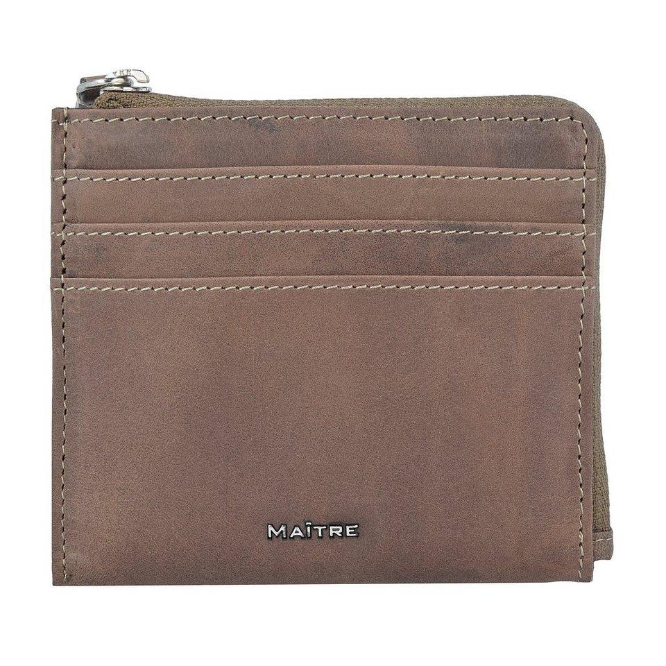 968fbc39f300b Maître Kellenbach Feit Kreditkartenetui Leder 11 cm online kaufen