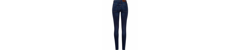 minimum Skinny-fit-Jeans Lotus, mit hohem Bund