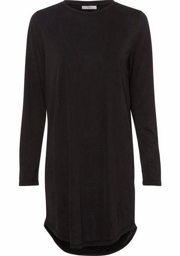 Minimum Shirt Dress Kett From Flowing Jersey In Silk Optics