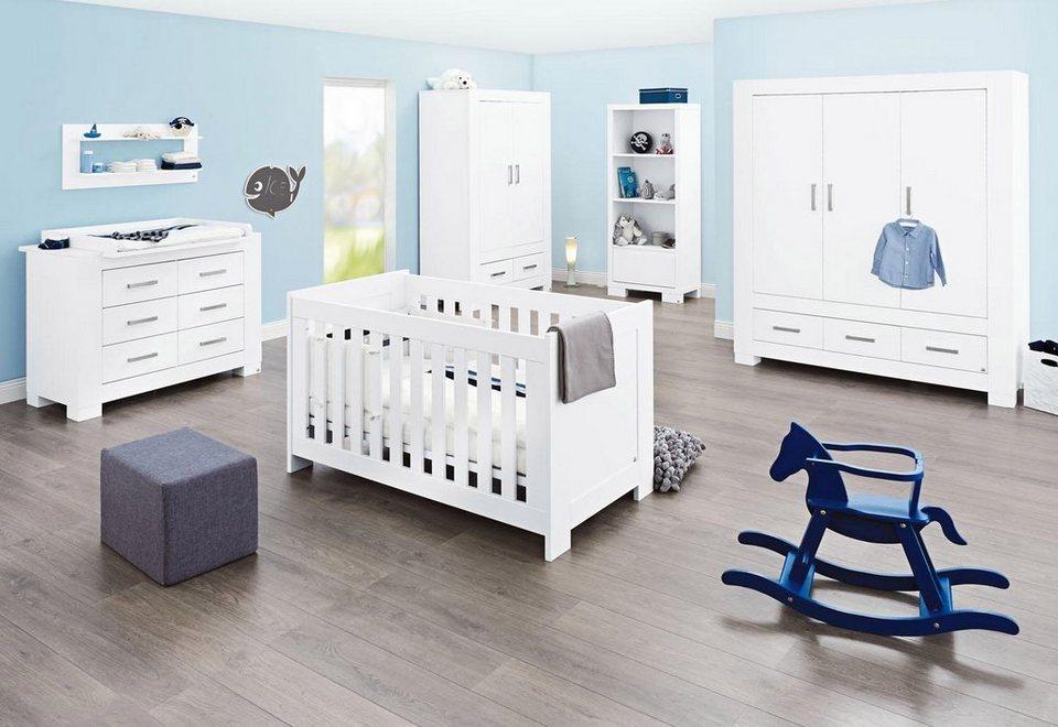 Pinolino Babyzimmer 3 Tlg Kinderzimmer Ice Breit Gross Online Kaufen Otto