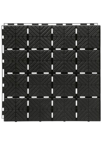 PROSPERPLAST Grindų plokštė »Easy square S411« BxTx...