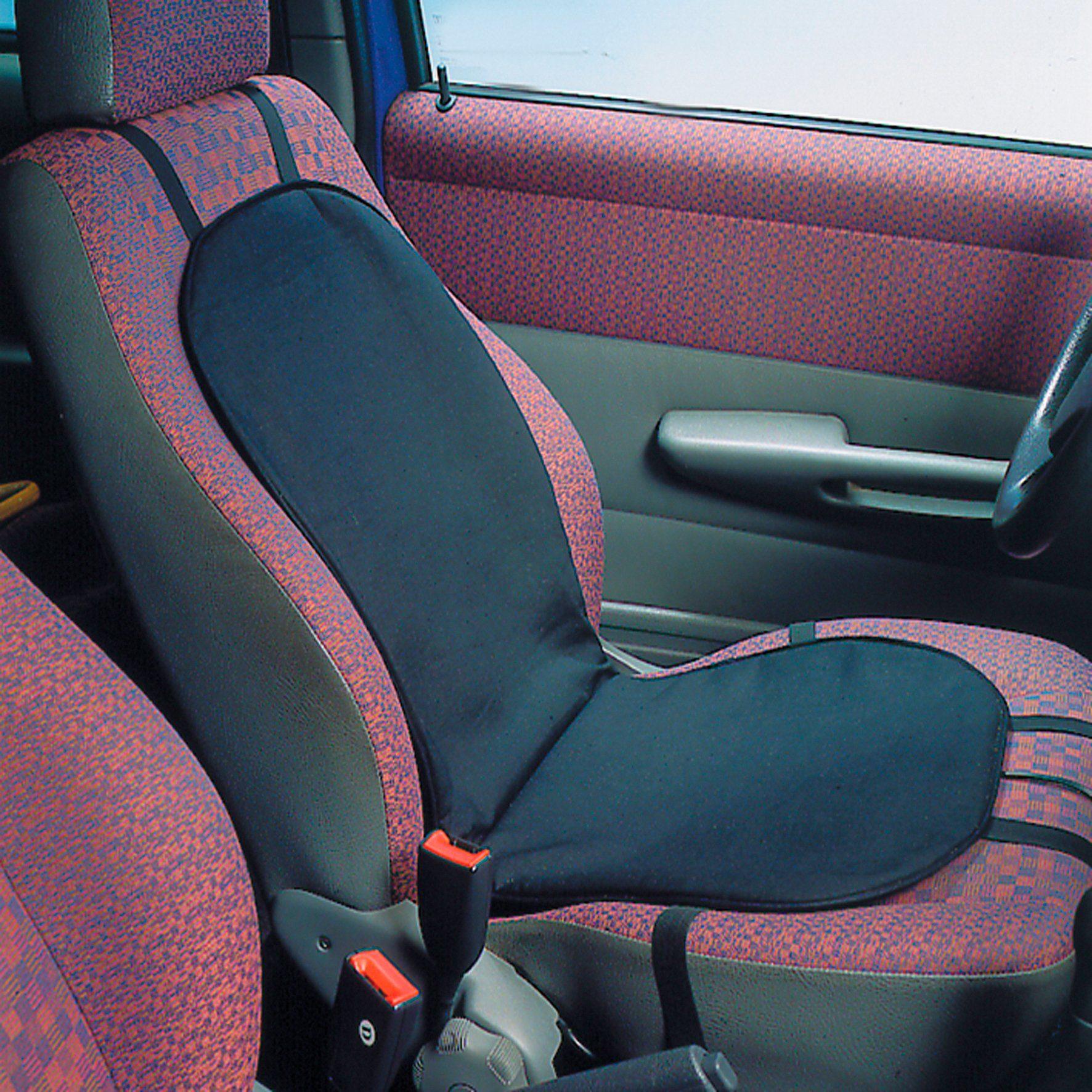 UNITEC Autositzauflage »Basic«, Auto-Sitzheizung