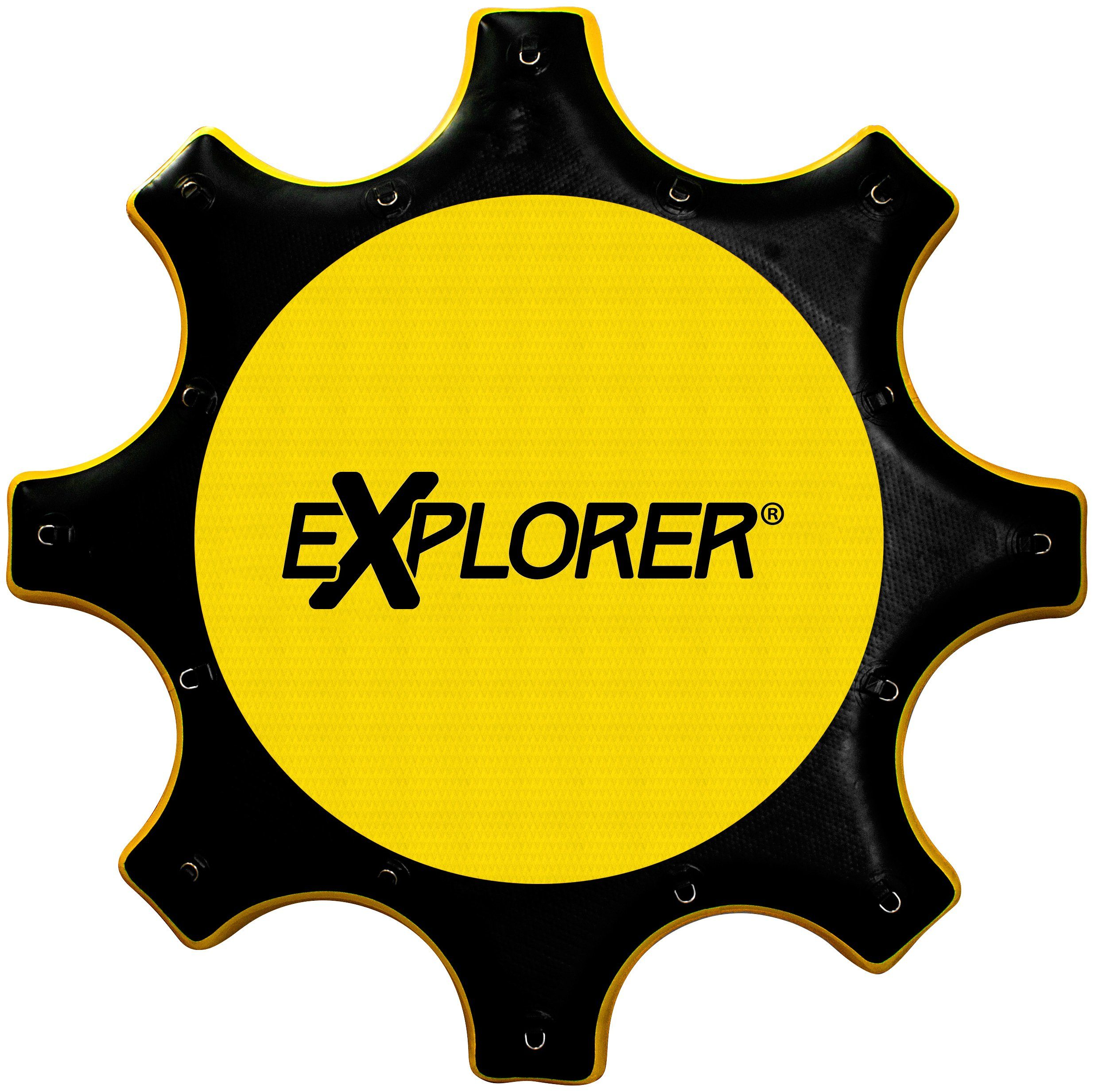 EXPLORER SUP-Dockingstation »Yoga Star«, BxL: 200x245 cm