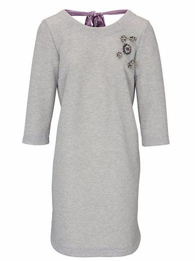 RICK CARDONA by Heine Kleid mit abnehmbaren Broschen