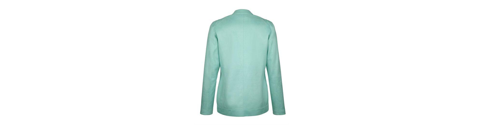 Online-Shopping Hohe Qualität Dress In Jacke mit edlem Lasercut Billig Authentisch Billig 2018 Neu Billig Store Steckdose Authentisch DIB4gAEM