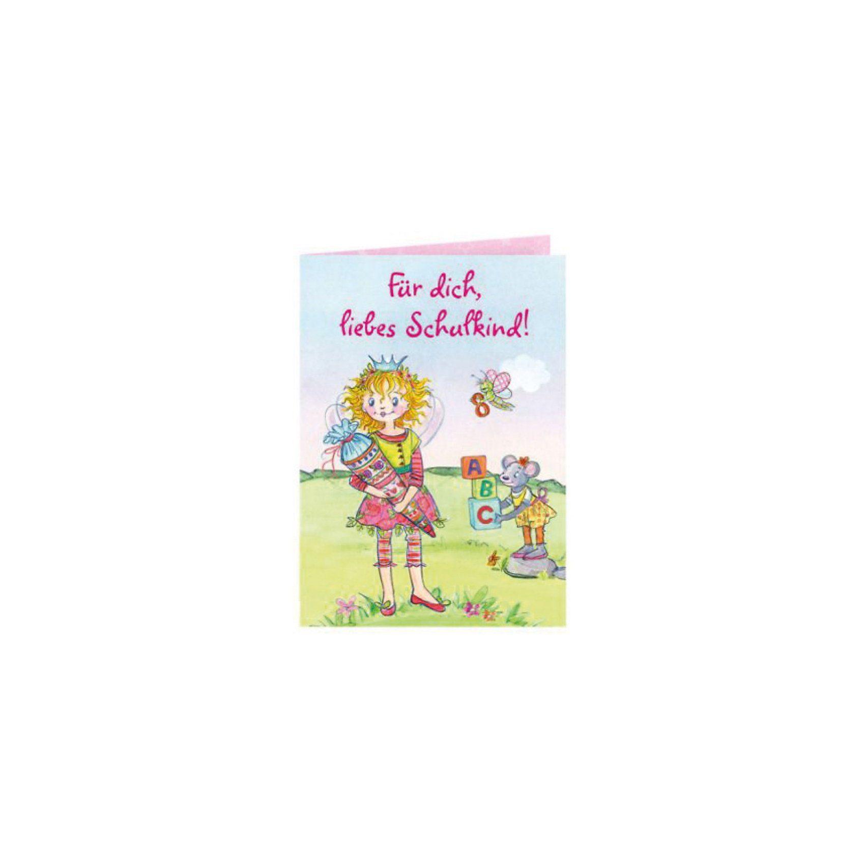 Coppenrath Mini-Schultüte: Alles Liebe zum Schulanfang! Prinzessin Lill
