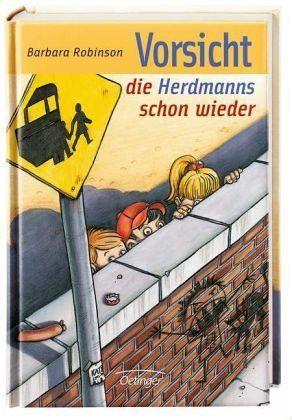 Gebundenes Buch »Vorsicht, die Herdmanns schon wieder /...«