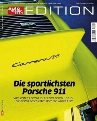 Broschiertes Buch »auto motor und sport Edition - Die...«