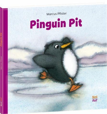 Gebundenes Buch »Pinguin Pit«