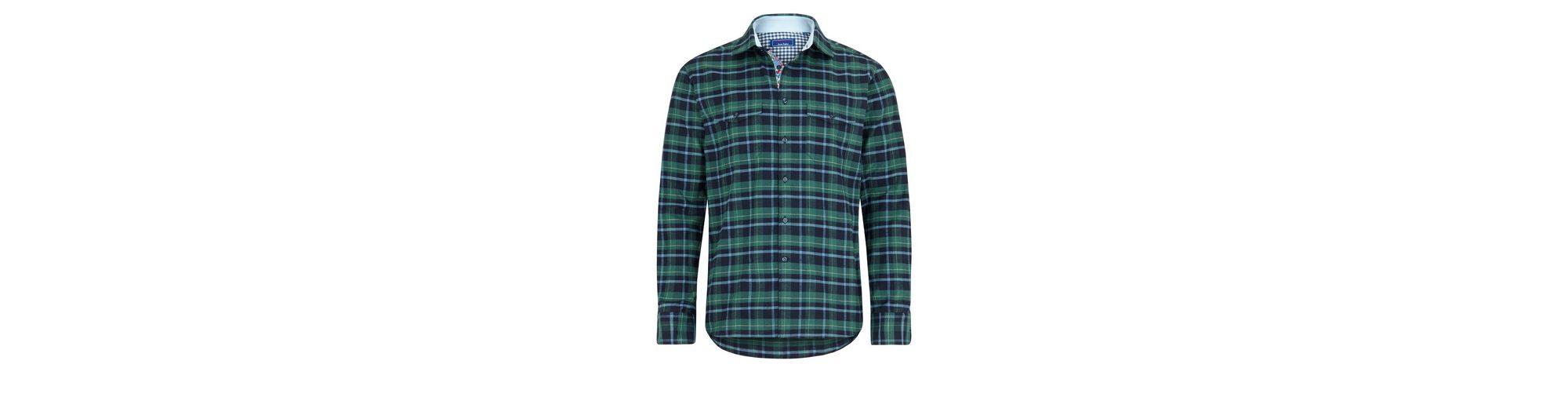 Steckdose Online Spielraum Sast East Club London Langarmhemd mit Ellenbogen-Patches Preise Online-Verkauf Outlet-Store mN65mN