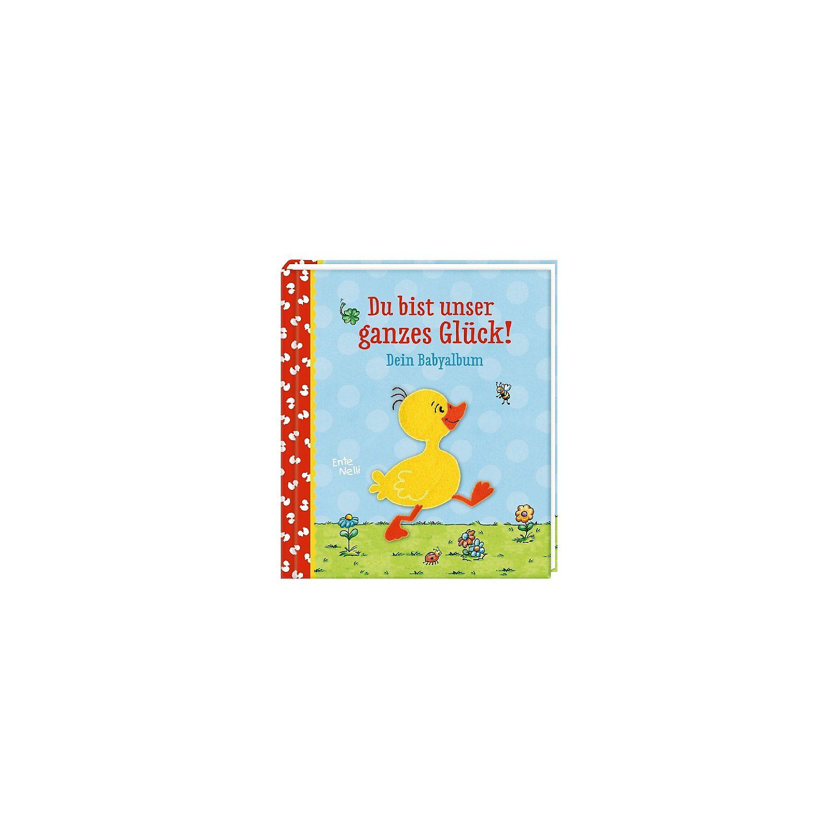 Coppenrath Ente Nelli: Du bist unser ganzes Glück! Babyalbum