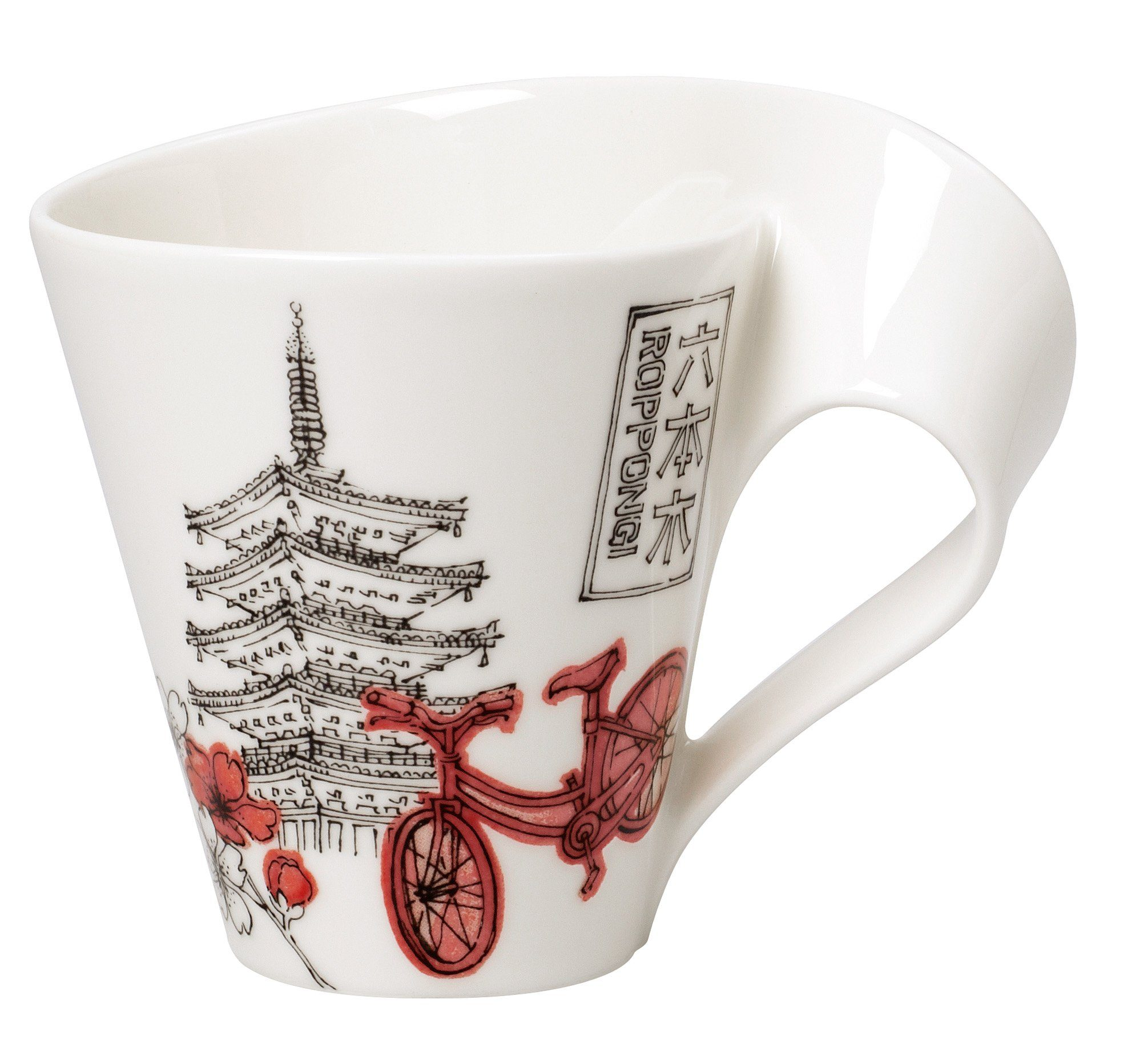 Villeroy & Boch Kaffeebecher Tokyo »Cities of the World«