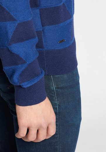 Khujo Knitted Sweaters Nino, With Graphic Pattern